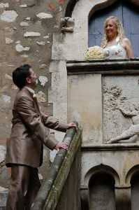 Elopement in Sicily