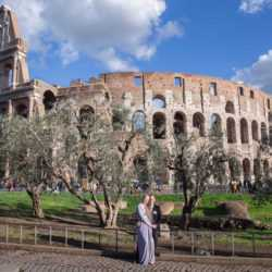 Wedding for two in Rome