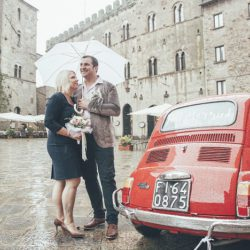 Elopement in Volterra