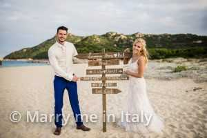 The way to our Wedding